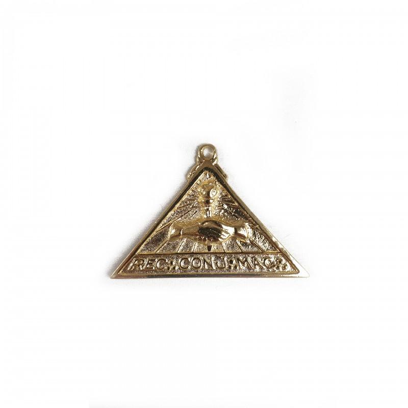 Médaille de reconnaissance conjugale (sans gravure)