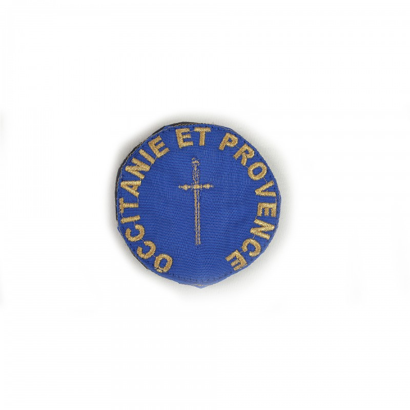 Badge Officier (niveau Provincial) MONITEUR