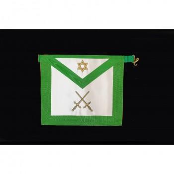 Tablier III° Ordre GCGF,...