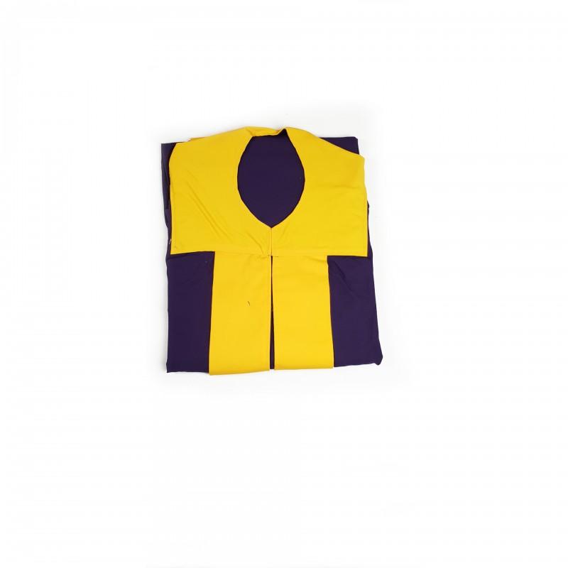 Robe de S.Gouverneur MONITEUR, forme académique